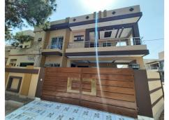 Corner 10 Marla New House For Sale in Wapda Town, Lahore, Punjab