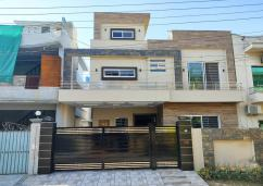 10 Marla House For Sale In Wapda Town Phase I Block E2, Lahore.