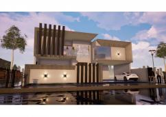 House Of 1 Kanal Is Available For Sale In Valencia Housing Society, Lahore, Punjab