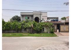 A Palatial 2 Kanal Residence For Sale In Wapda Town Lahore
