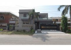 1 Kanal Brand New House Is Available For Sale In Ata Turk Block Garden Town Lahore.