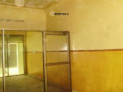 2.25 Marla Two Commercial Shops For Sale in Faisal Auto Plaza Near Bus Stand And Auto Market