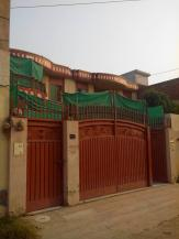 11 Marla 6 Bedrooms Ideal Location Furnished Double Storey House For Sale On Bosan Road