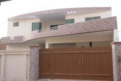 14 Marla 4 Bedrooms Newly Constructed House For Sale in Kehkashan Street