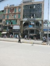 7 Marla Commercial Building For Sale, Ideal Location For Clothes Business