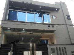 4 Marla Corner Newly Constructed Modern Design House For Sale