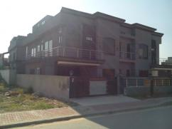 Brand New 10 Marla 5 Bedrooms Double Storey House For Sale