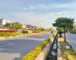 20 Marla Perfect Location Residential Plot For Sale