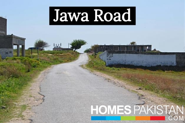 4 Kanal Farmhouse Plot For Sale | HomesPakistan com