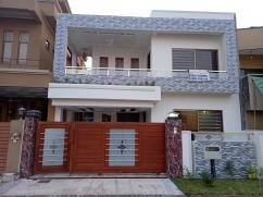 BRAND NEW 10 marla double story 2 unit 5 bed house for sale