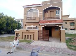 BRAND NEW Corner Front open 10 marla double story 2 unit 5 bed house for sale