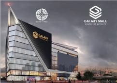 Booking Open For Shops In Galaxy Mall GT Road Rawalpindi