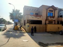 5.3 marla Double Story Corner House for Sale