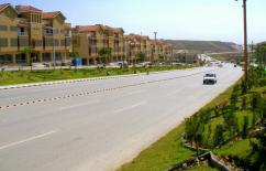 Best location boulevard plot for sale in phase 8, sector G, bahria town Rawalpindi
