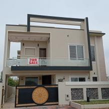 10 Marla Brand New House for Sale in E - Block, Phase - 8, Bahria Town Rawalpindi