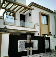 5 Marla 4 Bedrooms Brand New House For Sale