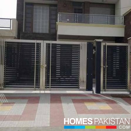 14.5 Marla Lower New Build Portion For Rent
