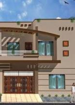 5 Marla Double Storey Separate House Is Available For Rent