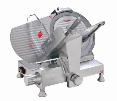 Hbs 300l Commercial Manual Electric Meat Slicer Eurodib