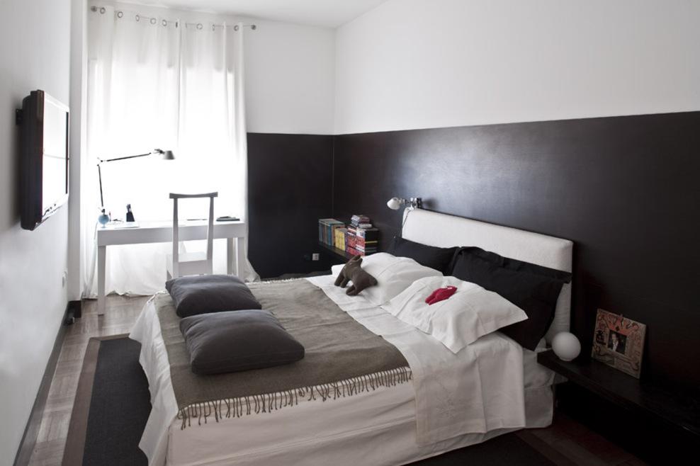Arredare Camera Da Letto Stretta : Arredare camera da letto lunga e stretta joodsecomponisten