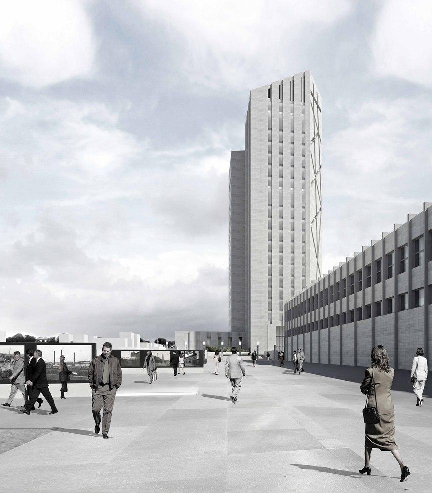 MILANO | Nuova Sede A2A | ACPV | 130 - 150 m - SkyscraperCity
