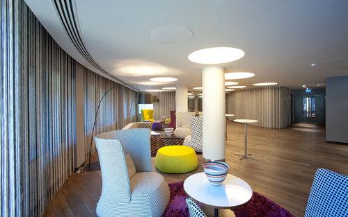 matteo thun partners missoni hotel edinburgh divisare by europaconcorsi. Black Bedroom Furniture Sets. Home Design Ideas