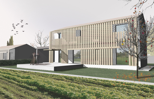 Navarrini architetti e associati case bs divisare by for Case realizzate da architetti