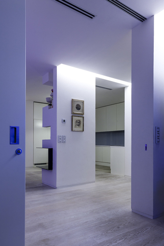 designing small bedroom francesco pierazzi architects apartment in via genova 11420