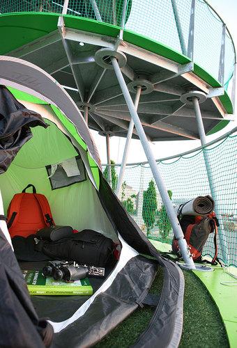 import.export Architecture — Urban Camping II