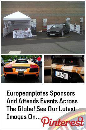 Europeanplates Shows