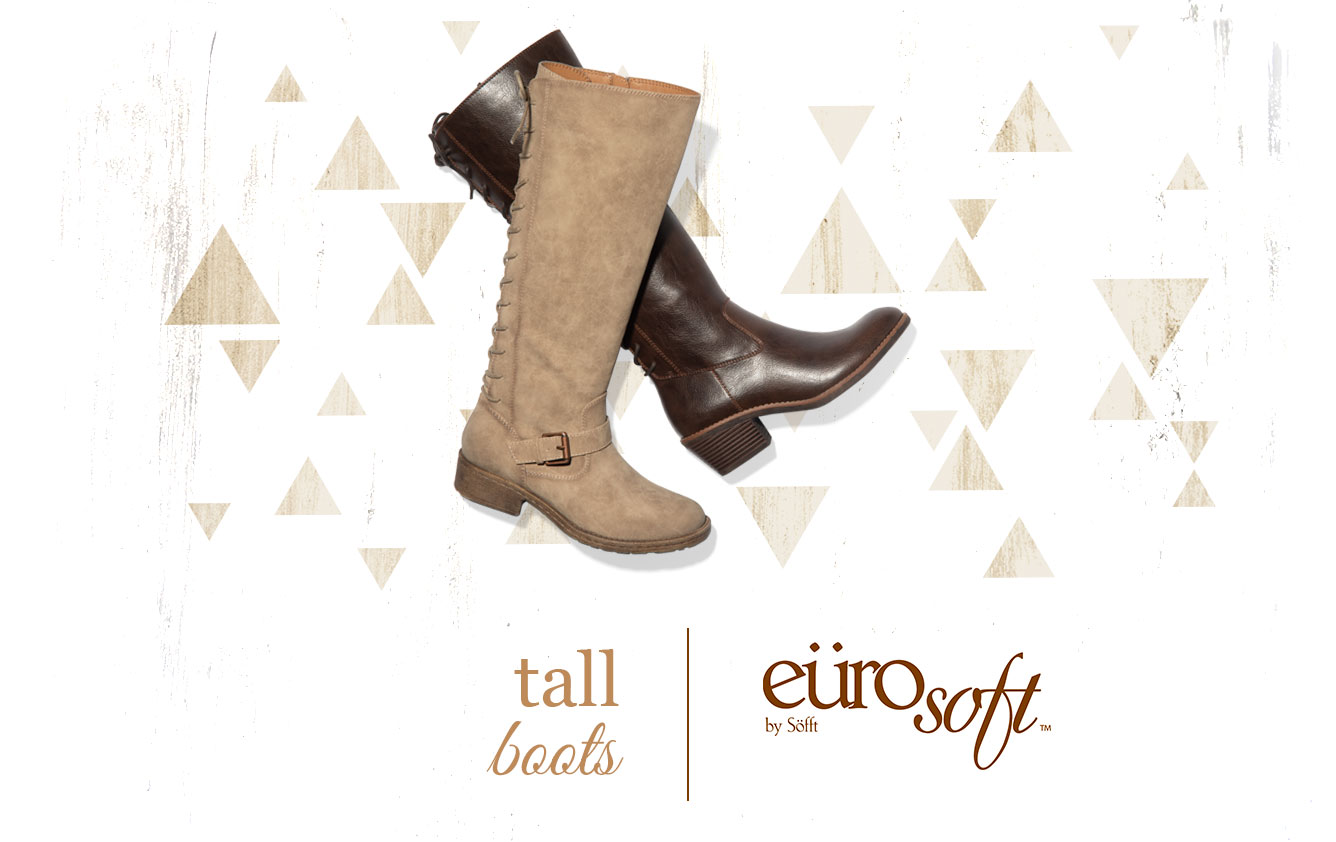 Tall Boots. Eurosoft by Sofft. Shop All Styles