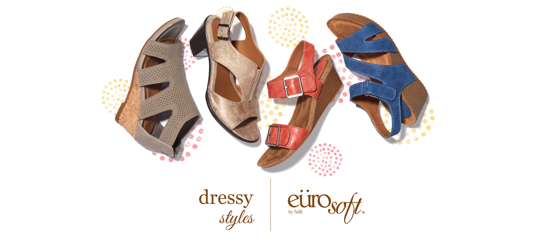 Dressy Styles. Eurosoft by Sofft. Shop All Styles