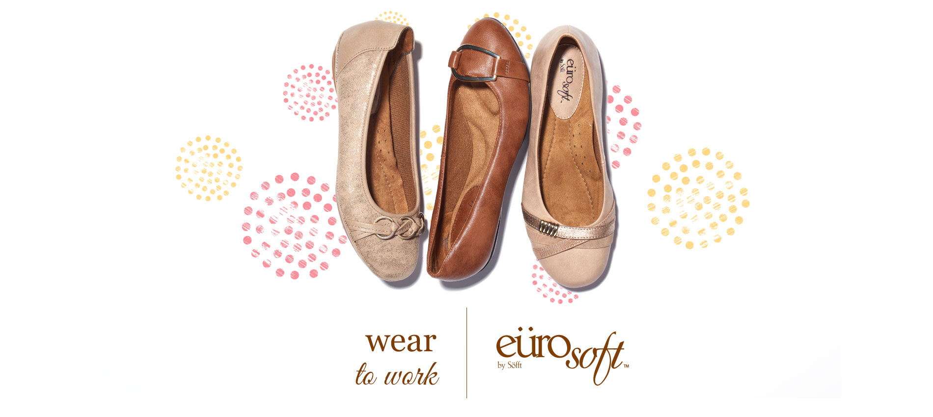 Wear to Work. Eurosoft by Sofft. Shop All Styles