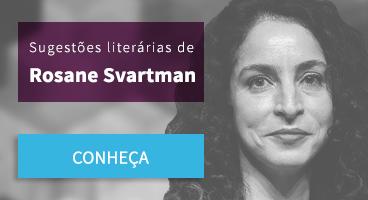 Sugestão literárias de Rosane Svartman