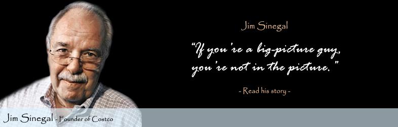 Jim Sinegal