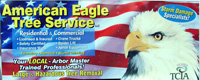 Website for American Eagle Tree Service, LLC