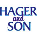 Website for Hager & Son Heating and Cooling