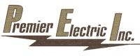 Website for Premier Electric, Inc.