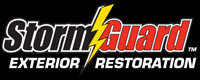 Website for Storm Guard Roofing & Construction