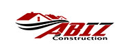 Website for Abiz Roofing and Construction