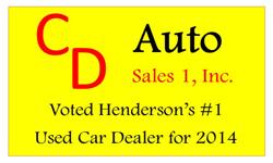 Website for CD Auto Sales I, Inc.