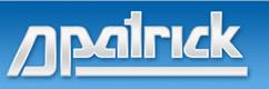Website for D-Patrick, Inc.