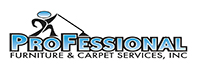 Website for Professional Furniture Services, Inc. DBA Professional Carpet Services