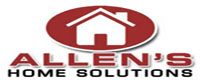 Website for Allen's Home Solutions, LLC