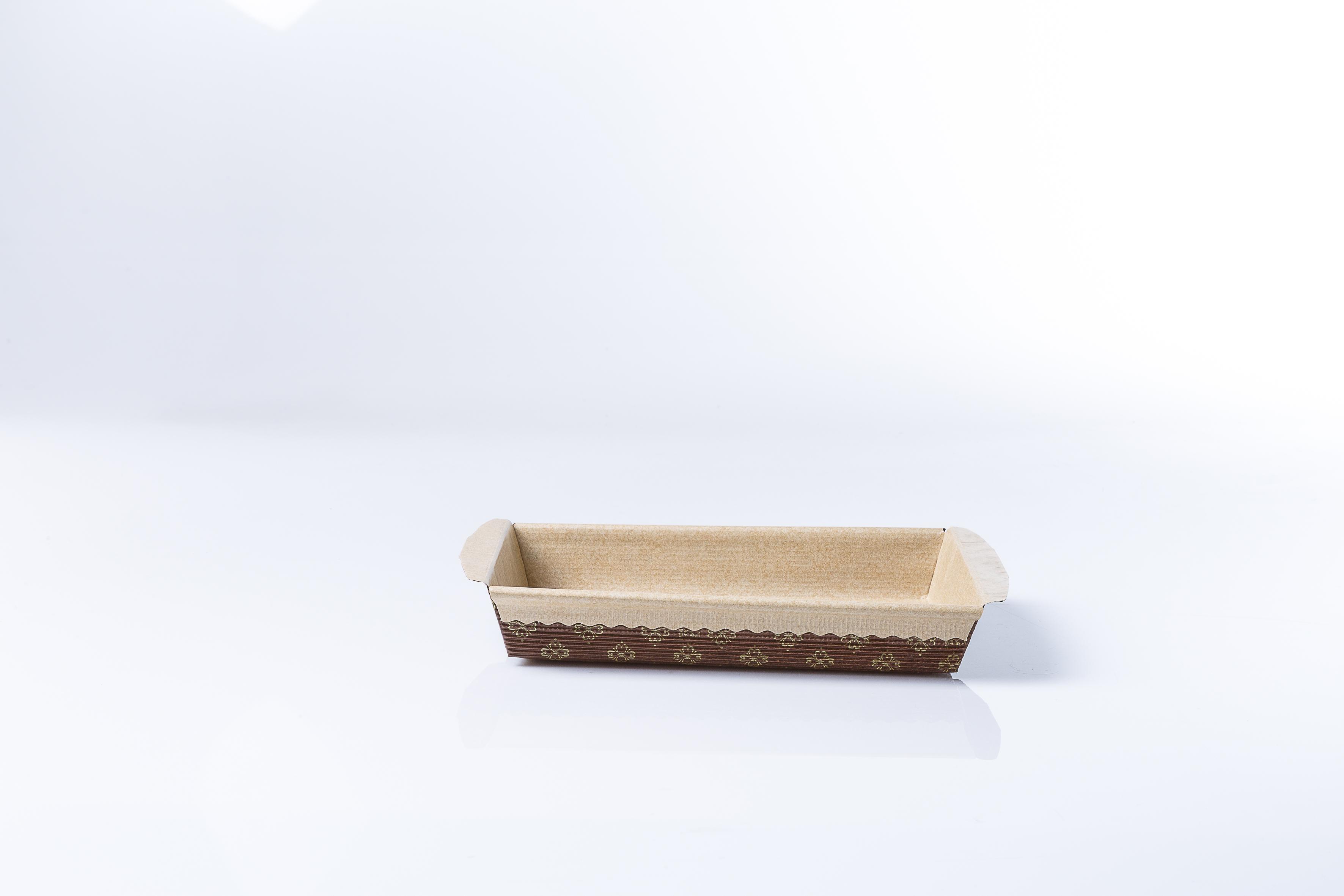 M.ITALIANO PLUM CAKE 300 GR - SUP: 21,5X15X3,5 CM BASE: 19X13,5 CM