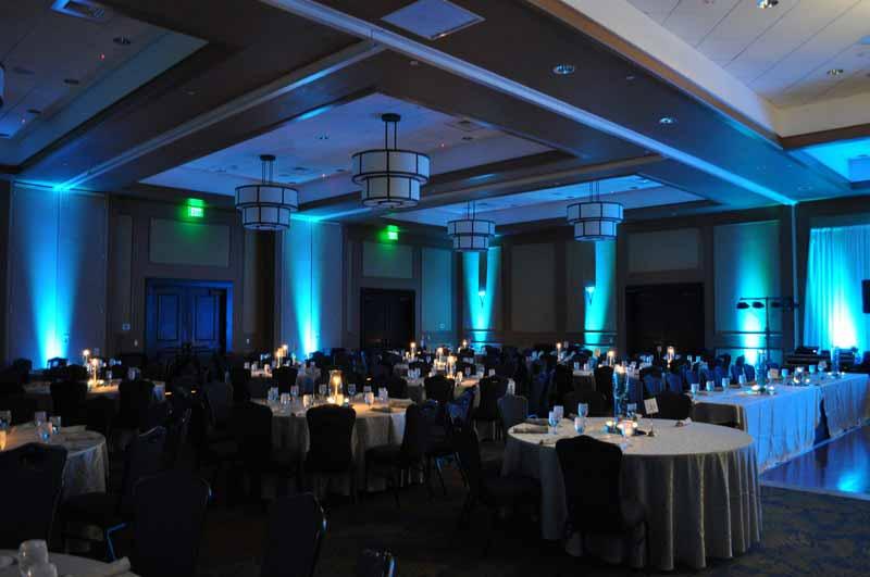 Florida Up Lighting Rental