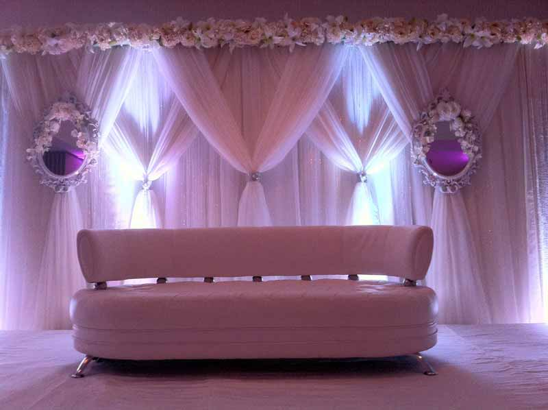 Decorative stage lighting