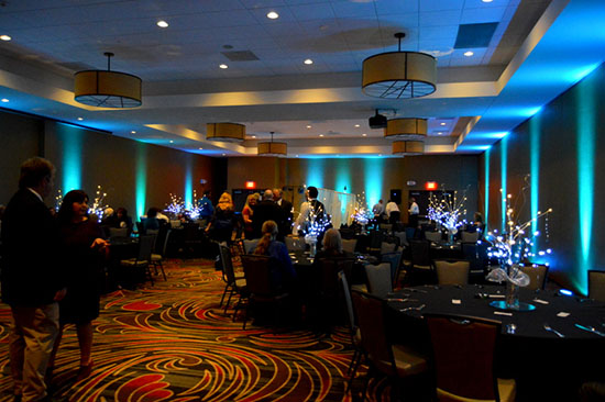 Hoover alabama event lighting rental