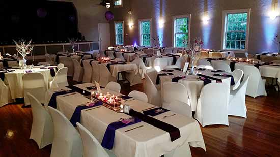 Florida Up Lighting Rental
