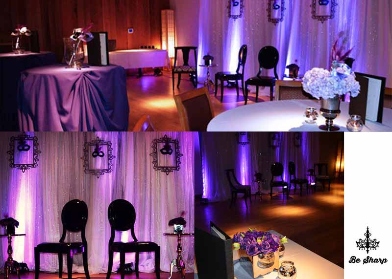 Besharp signature events diyuplighting